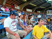Summer 2013 Asheville Tourists Social Outing